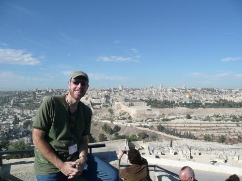 Jeff Block, Jerusalem, Israel