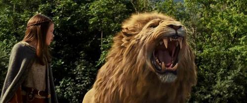Aslan Attacks