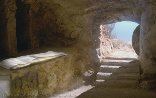 He is not here; He is risen!