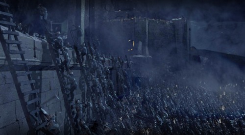 Battle of Helms Deep
