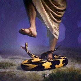 jesus-crush-serpent