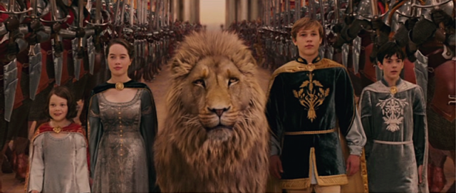 the-kings-and-queens-of-Narnia