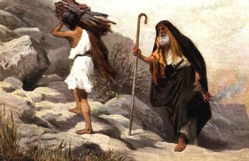 Abraham Surrenders Isaac