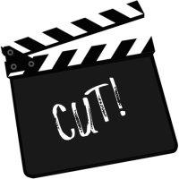 Filmklappe Cut