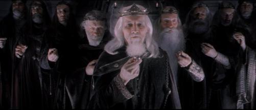 Nine Rings of Men