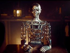 Automaton Hugo