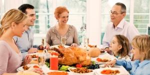 Thanksgiving Family Gathering