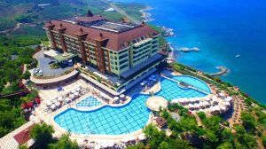 Utopia World Hotel (Antalya, Turkey)