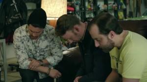 Gavin Stone Praying