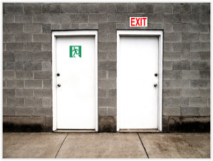 two-exits