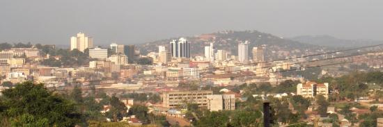 Ugandan Cityscape
