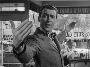 Jimmy Stewart Big Suitcase