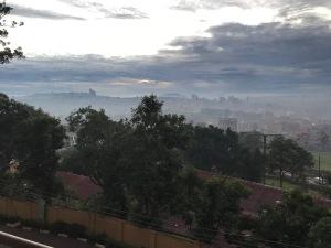 Kampala skyline 2
