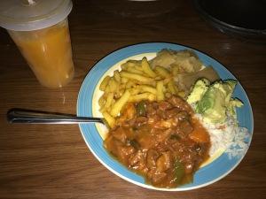 Ugandan Dinner