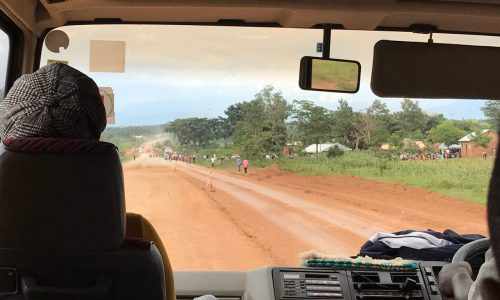 Journey to Mbale
