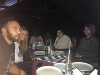Uganda Indian Dinner 1