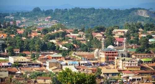 Mukono skyline