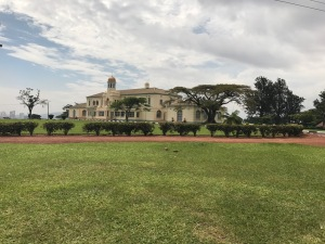 Mengo Palace