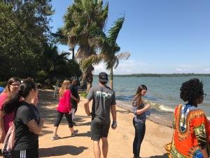 Entebbe Beach