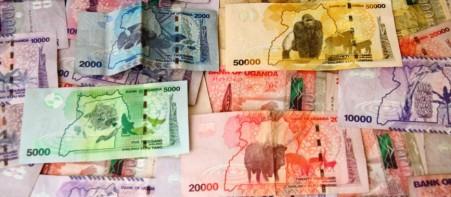 Ugandan Shillings