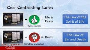 Two Contrasting Laws 1