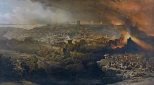 The Siege and Destruction of Jerusalem by the Romans (AD 70)