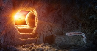 Resurrection Empty Tomb